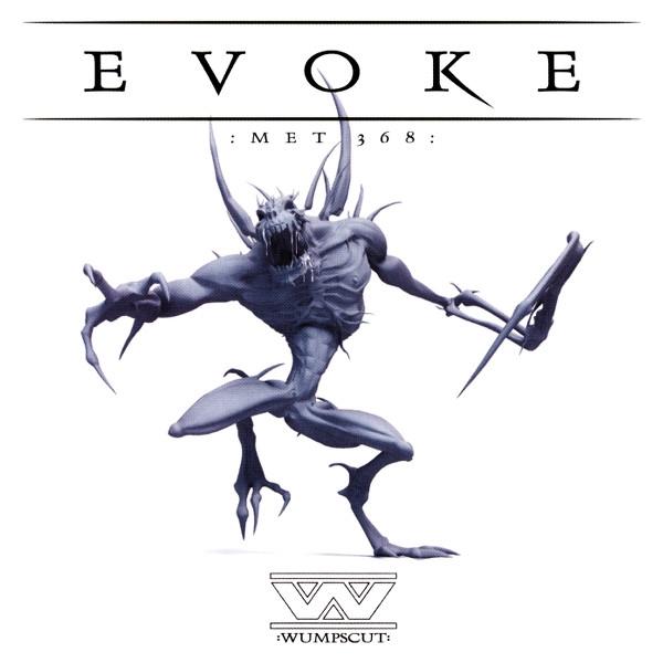 WUMPSCUT Evoke (US Edition) CD 2005