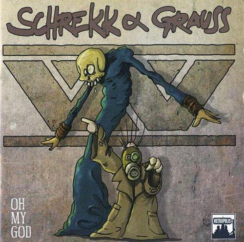 WUMPSCUT Schrekk & Grauss (US Edition) CD 2011