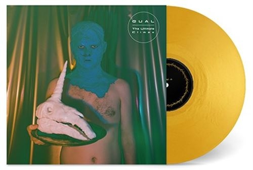 QUAL The Ultimate Climax [limited GOLD] LP VINYL 2021