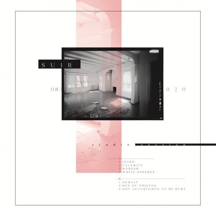 SUIR Studio Session LP VINYL 2021 LTD.200