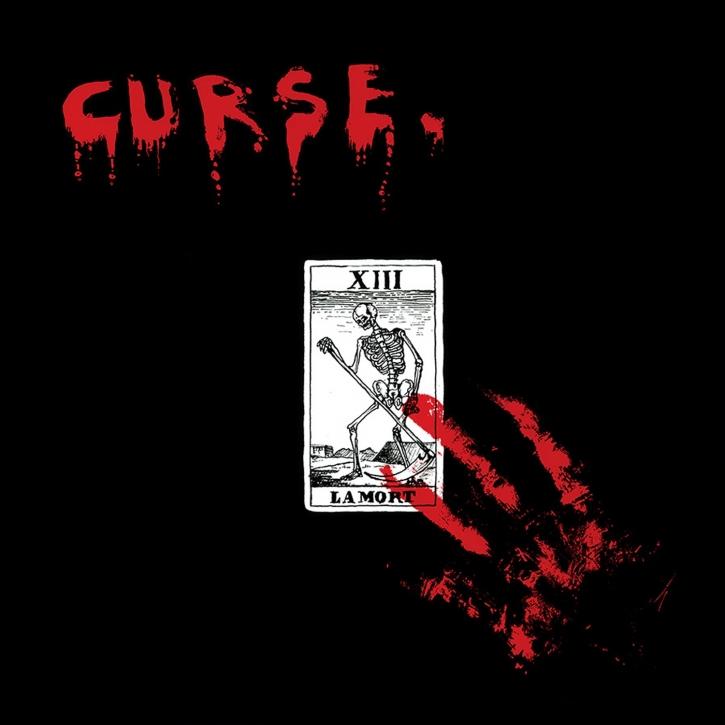THE LEGENDARY PINK DOTS Curse CD 2021