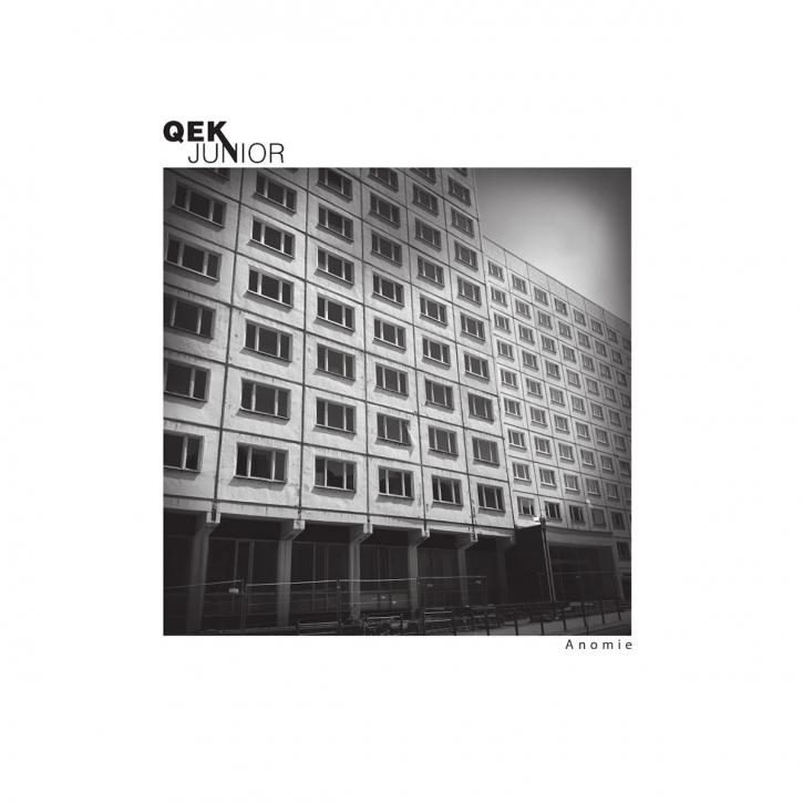 QEK JUNIOR Anomie LIMITED LP WHITE VINYL 2021