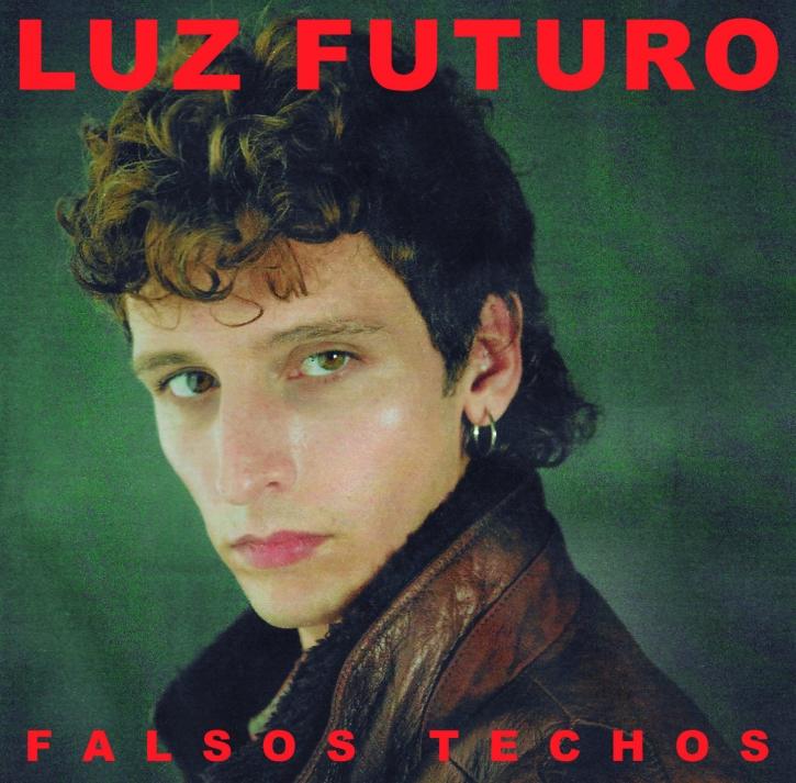 LUZ FUTURO Falsos Techos LIMITED LP BLACK VINYL 2021