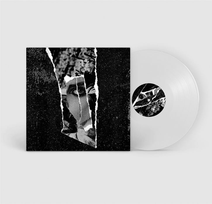 FOREVER GREY Departed LIMITED White LP VINYL 2021