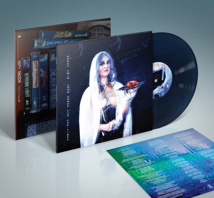 GHOST TWIN Love Songs for End Times LIMITED LP VINYL 2021