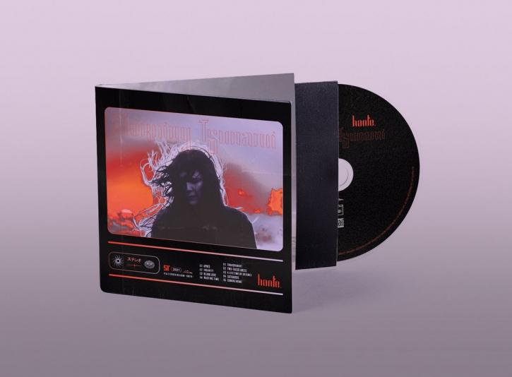 HANTE. Morning Tsunami CD Digipack 2021 (VÖ 09.07)
