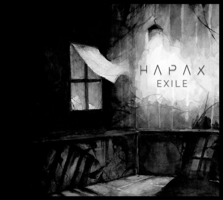 HAPAX Exile LIMITED CD Digipack 2021