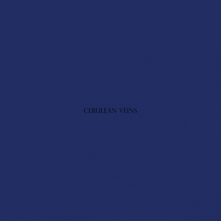 CERULEAN VEINS Blue CD Digipack 2021