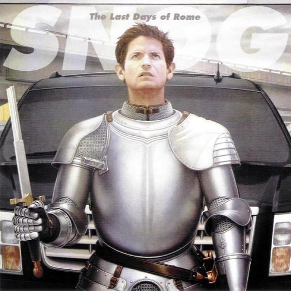 SNOG The Last Days Of Rome CD 2007
