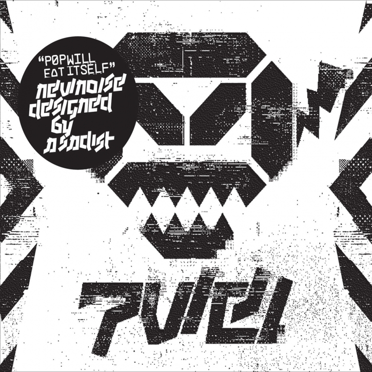 POP WILL EAT ITSELF New Noise Designed By A Sadist CD 2011