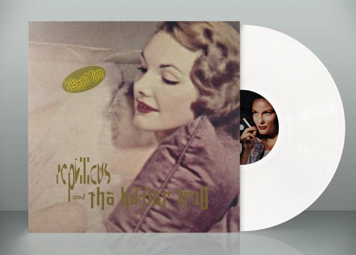REPTILICUS & THE HAFLER TRIO Designer Time LIMITED LP WHITE VINYL 2021