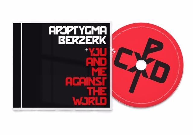 APOPTYGMA BERZERK You and me against the World [+ bonus tracks] CD 2021