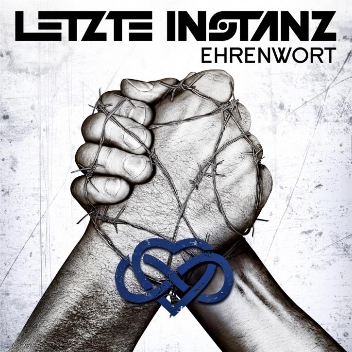 LETZTE INSTANZ Ehrenwort CD Digipack 2021 (VÖ 29.10)