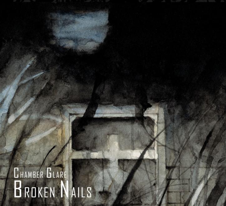 BROKEN NAILS Chamber Glare [Limited Live] CD Digipack 2021