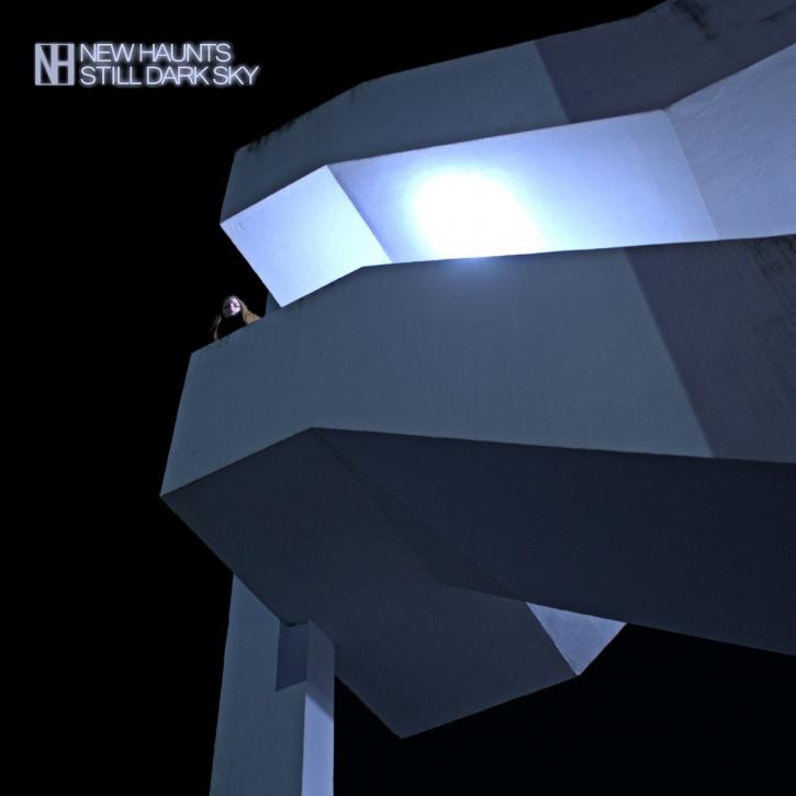 NEW HAUNTS Still Dark Sky CD Digipack 2021