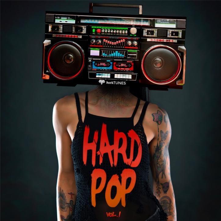HARD POP VOL.1 CD Digipack 2021 (Dust In Mind OMNIMAR Auger) (VÖ 25.06)