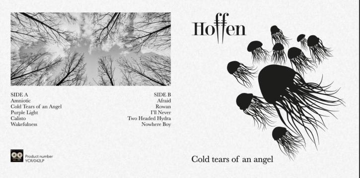 HOFFEN Cold Tears of an Angel LIMITED BLACK LP VINYL 2021