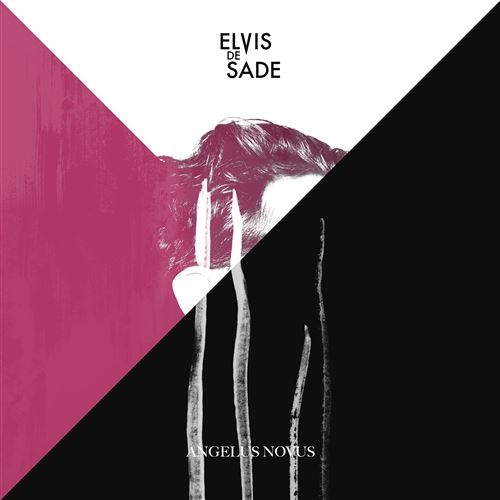 ELVIS DE SADE Angelus Novus LIMITED BLACK LP VINYL 2021