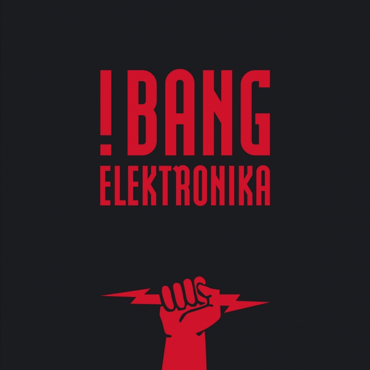 !BANG ELEKTRONIKA Aktivierung! LP VINYL 2021 LTD.350