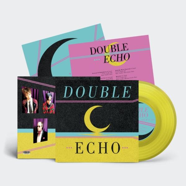 DOUBLE ECHO C [limited YELLOW] LP VINYL 2021