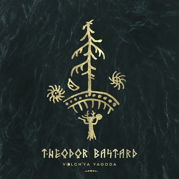 THEODOR BASTARD Volch'ya Yagoda CD Digipack 2021 (VÖ 02.07)