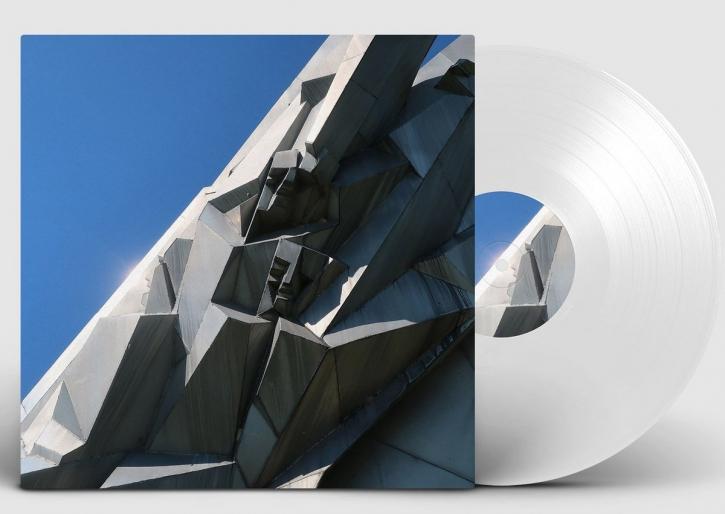 DER BLUTHARSCH Rejoice LIMITED LP WHITE VINYL 2021
