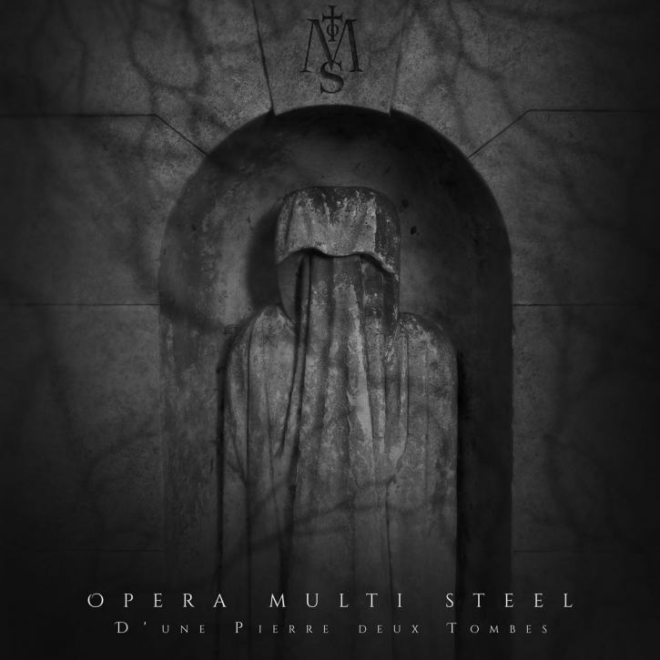 OPERA MULTI STEEL D'une Pierre deux Tombres [+ 4 bonus] CD Digipack 2021