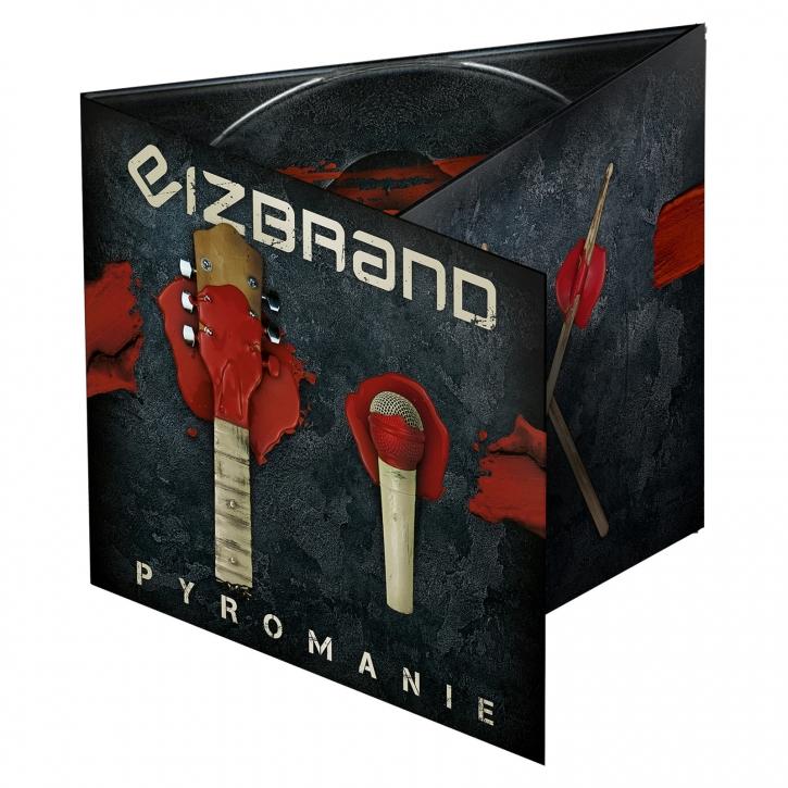 EIZBRAND Pyromanie CD Digipack 2021 (VÖ 08.10)