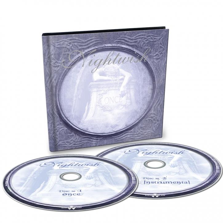 NIGHTWISH Once (Remastered) 2CD Digipack 2021 (VÖ 06.08)