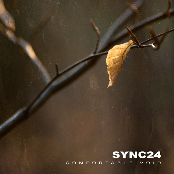 SYNC24 Comfortable Void CD Digipack 2019