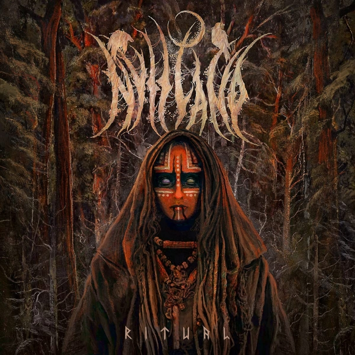 NYTT LAND Ritual LP VINYL 2021 (VÖ 06.08)