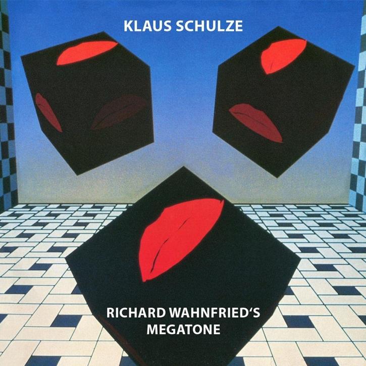 KLAUS SCHULZE Richard Wahnfried's Megatone CD Digipack 2021 (VÖ 27.08)