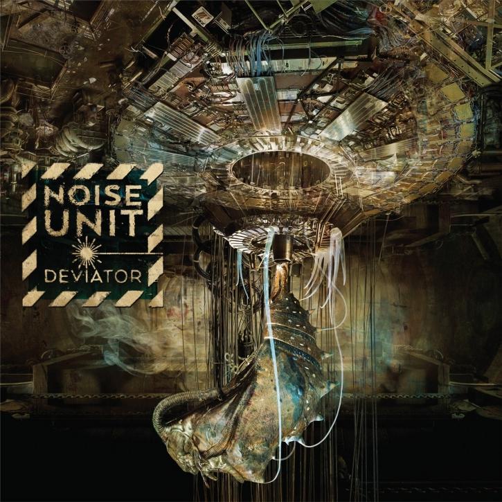 NOISE UNIT Deviator CD Digipack 2021