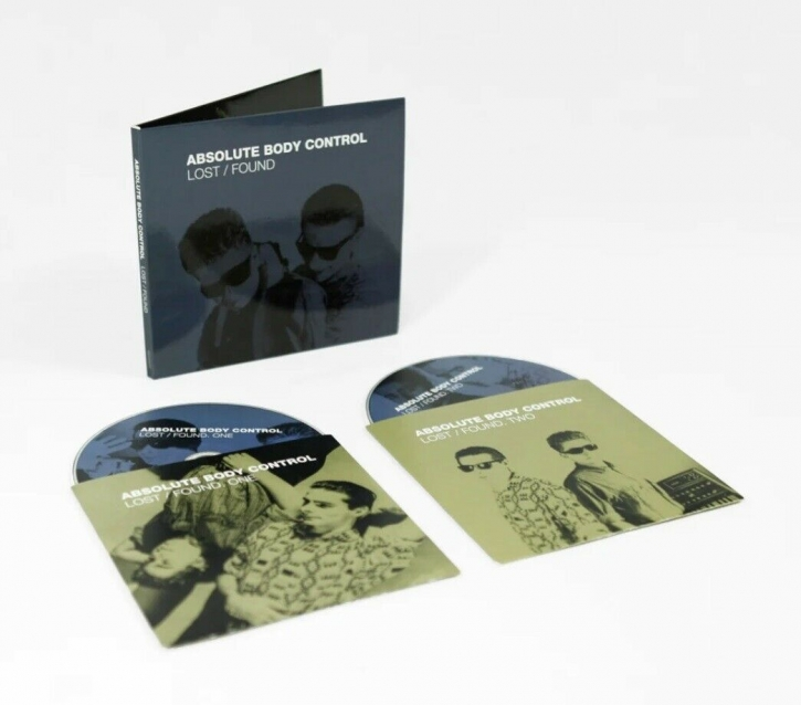 ABSOLUTE BODY CONTROL Lost / Found LIMITED 2CD Digipack 2021