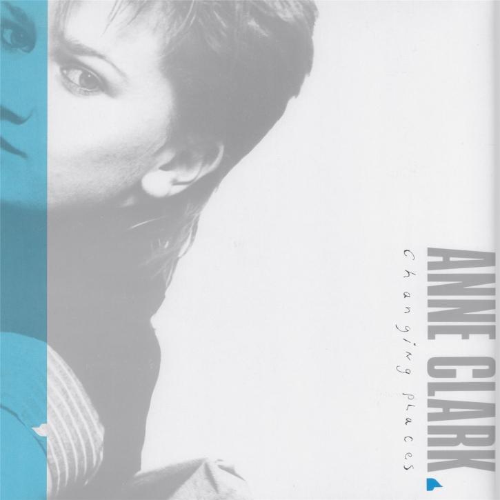 ANNE CLARK Changing Places LP VINYL 2021 (VÖ 27.08)