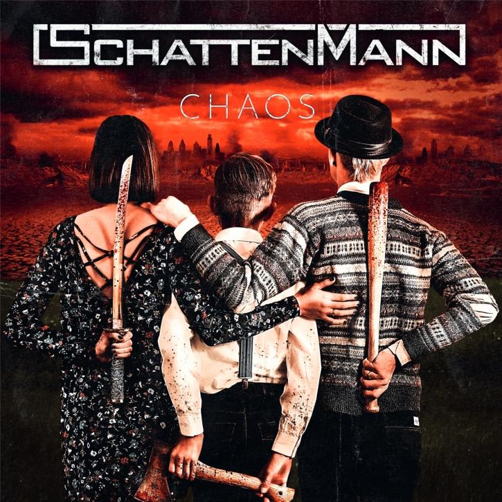 SCHATTENMANN Chaos LIMITED BOXSET 2021 (VÖ 05.11)