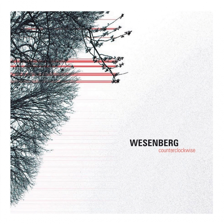 WESENBERG Counterclockwise CD 2021 (Future Lied To Us ROTERSAND)