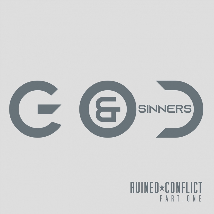 RUINED CONFLICT God And Sinners (Part 1) CD 2021 LTD.300