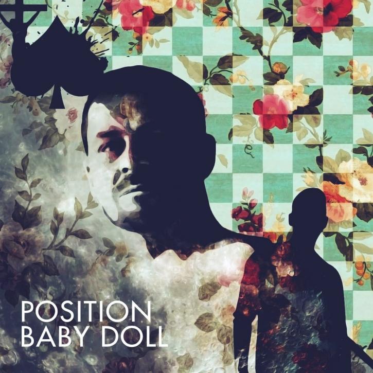 POSITION BABY DOLL (Position Parallele & Deutsch Nepal) LIMITED LP PINK VINYL 2021