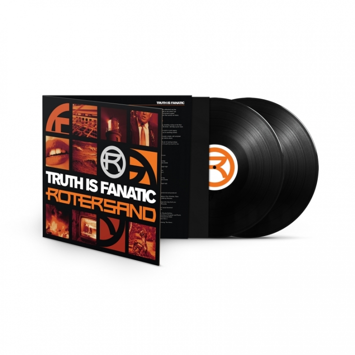ROTERSAND Truth Is Fanatic LIMITED 2LP BLACK VINYL 2021 (VÖ 29.10)