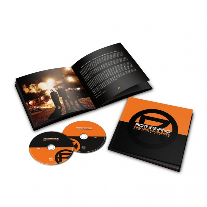 ROTERSAND Welcome To Goodbye LIMITED 2CD+BUCH 2021 (VÖ 29.10)