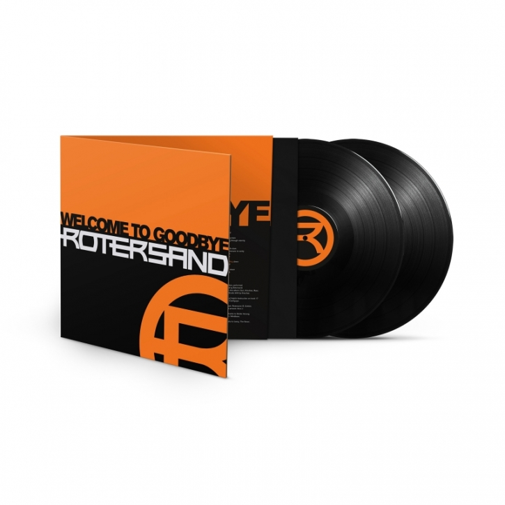 ROTERSAND Welcome To Goodbye LIMITED 2LP BLACK VINYL 2021 (VÖ 29.10)