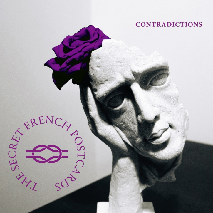 THE SECRET FRENCH POSTCARDS Contradictions CD Digipack 2021