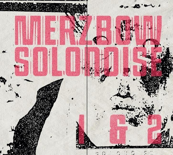 MERZBOW Solonoise 1&2 2CD Digipack 2021