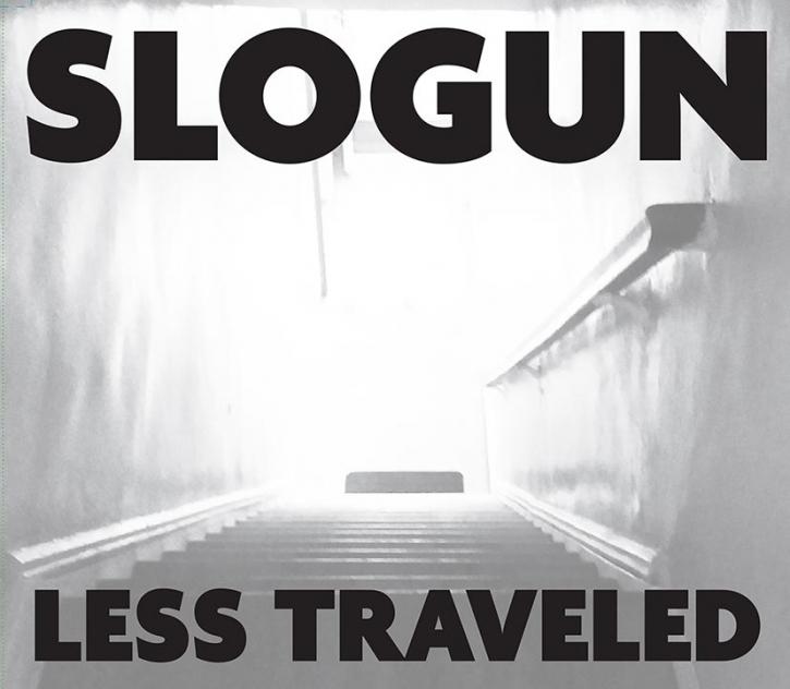 SLOGUN Less Traveled LIMITED CD Digipack 2021