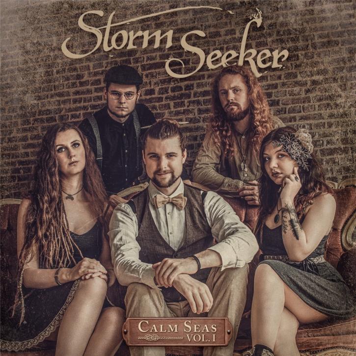 STORM SEEKER Calm Seas Vol. 1 LP GATEFOLD VINYL 2021 (VÖ 26.11)