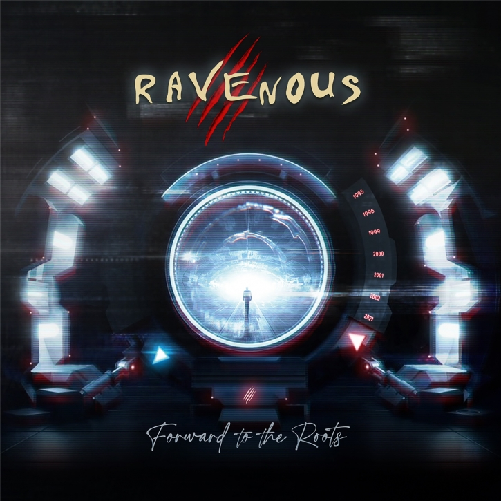 RAVENOUS Forward To The Roots LIMITED CD Digipack 2021 (VÖ 29.10)