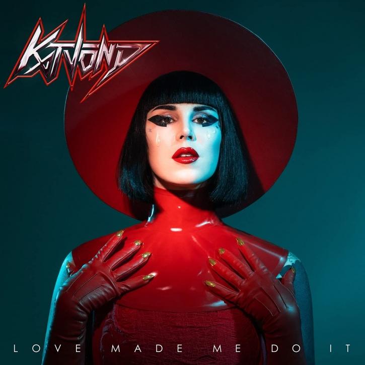 KAT VON D Love Made Me Do It CD Digipack 2021