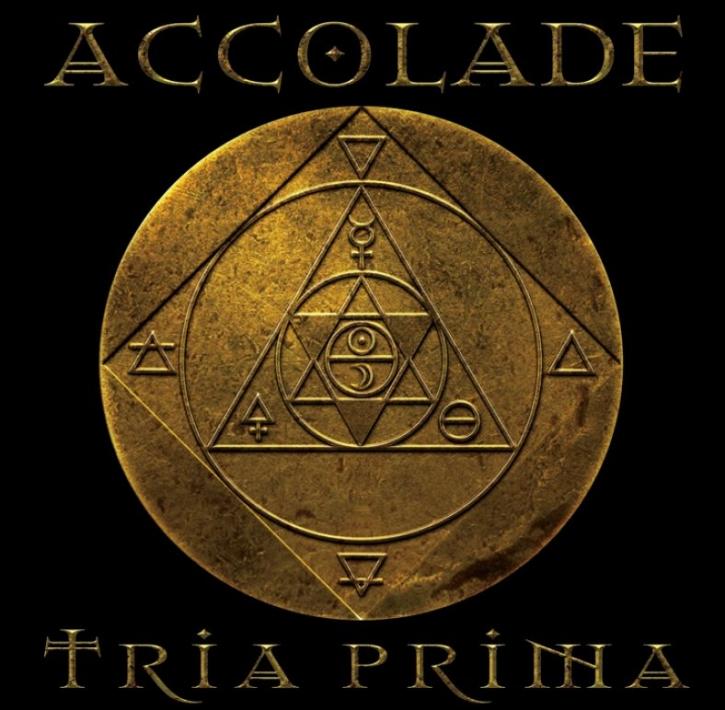 ACCOLADE Tria Prima CD 2021