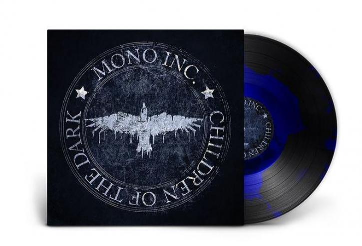 """MONO INC. Children Of The Dark LIMITED 7"""" VINYL 2021 (VÖ 17.12)"""